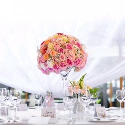 bryllupsblomster-roser