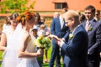 bryllup i Praha